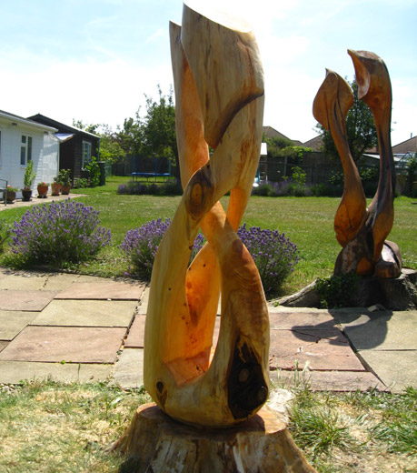 Tree carving bruks surgery