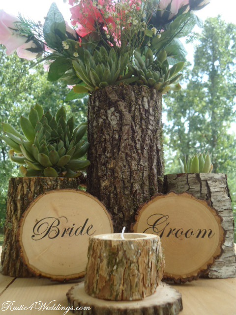Personalised Birthday Or Wedding Carvings Bruks Tree Surgery